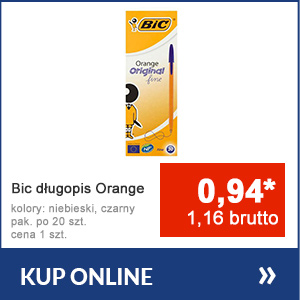 Bic długopis Orange