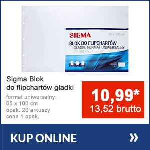 Blok do flipchartów
